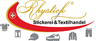 Rhystick Stickerei